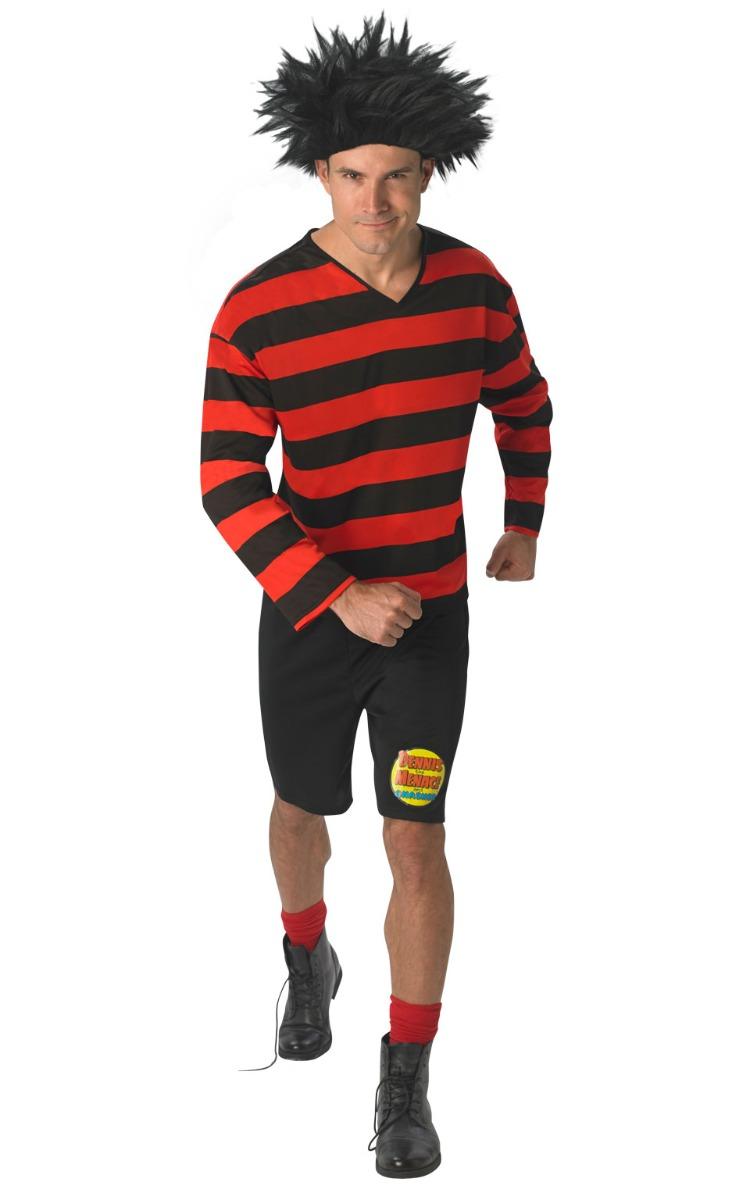 Beano Adult Dennis the Menace Costume