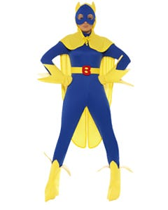 Beano Adult Bananaman Female Costume