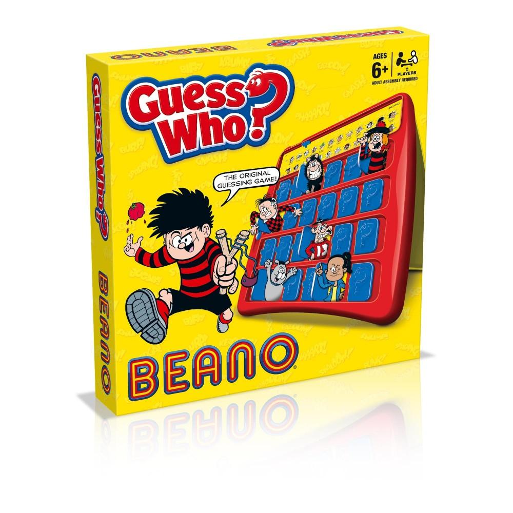 Beano Guess Who?