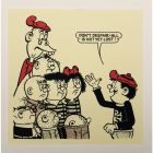 Bash Street Kids Don't Despair Greeting Card