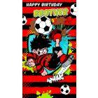 Beano - Beano 'Happy Birthday Brother' Card