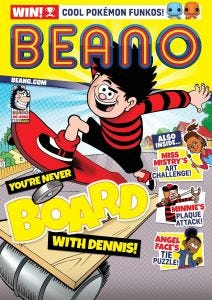 Beano Comic Subscription Term-time: September to July