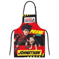 Dennis & Gnasher Unleashed Apron - Dennis & Gnasher