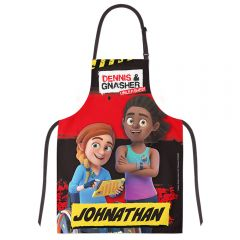 Dennis & Gnasher Unleashed Apron -  Rubi & JJ