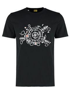 Beano Bash Street Kids Brawl Black T-Shirt