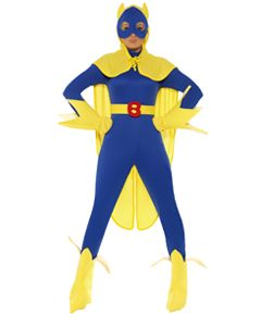 Beano Adult Bananaman Female Costume