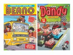 Beano and Dandy Summer Special Pack 2021