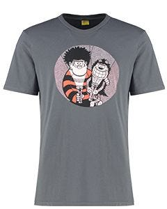 Beano Dennis & Gnasher Torch T-Shirt