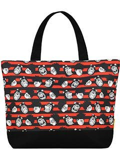 Dennis & Gnasher Striped Shopper - Thumbnail