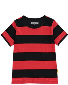 Kids Dennis Striped Short-Sleeve T-Shirt