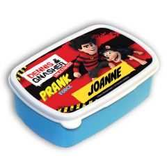 Dennis & Gnasher Unleashed Lunchbox - Dennis & Gnasher