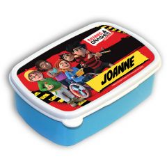 Dennis & Gnasher Unleashed Lunchbox - The Prank Force