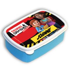 Dennis & Gnasher Unleashed Lunchbox - Rubi & JJ