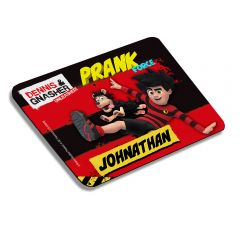 Dennis & Gnasher Unleashed Personalisable Mouse Pad - Dennis & Gnasher