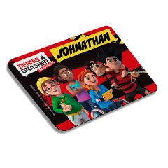 Dennis & Gnasher Unleashed Personalisable Mouse Pad - The Prank Force