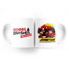 Dennis & Gnasher Unleashed Mug - Dennis & Gnasher