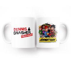 Dennis & Gnasher Unleashed Mug - The Prank Force