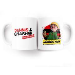 Dennis & Gnasher Unleashed Mug - Pieface