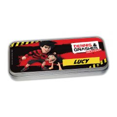 Dennis & Gnasher Unleashed Pencil Tin - Dennis & Gnasher