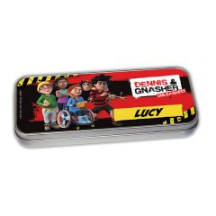 Dennis & Gnasher Unleashed Pencil Tin - The Prank Force