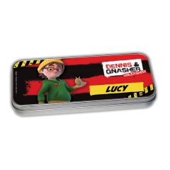 Dennis & Gnasher Unleashed Pencil Tin - Pieface