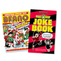 Five a Day Joke Book & The Christmas Special Bundle