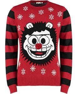Adult Gnasher Christmas Jumper