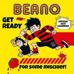 Beano Calendar 2020 Thumbail