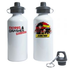 Dennis & Gnasher Unleashed Water Bottle - Dennis & Gnasher