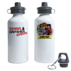 Dennis & Gnasher Unleashed Water Bottle - The Prank Force