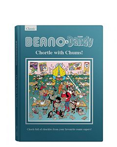 The Beano & Dandy Gift Book 2020: Chortle with Chums! - Swatch