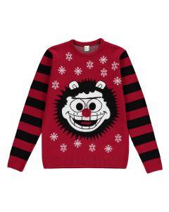 Beano - Adult Gnasher Christmas Jumper