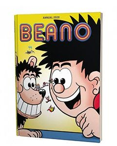 The 2020 Beano Annual - swatch