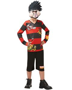 Beano Kids Dennis Costume
