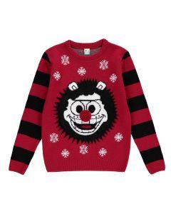 Beano Kids Gnasher Christmas Jumper
