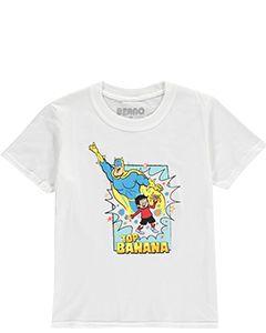 Beano Kids Top Banana T-Shirt