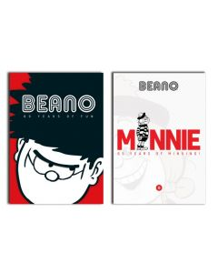 Beano - Minnie the Minx & Beano 80 Years of Fun Pack
