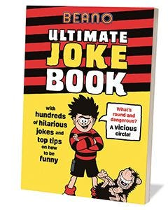 Beano - The Ultimate Joke Book - Thumbnail