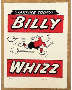 Beano - Billy Whizz Starting Today! Print - Thumbnail