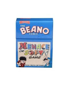 Beano Menace Or Softy Card Game