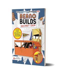 Beano - 'Beano Builds: Secret Den' Activity Book