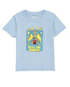 Beano Kids Bananaman Peel The Power T-Shirt
