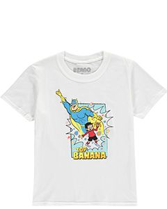 Beano Kids Top Banana T-Shirt