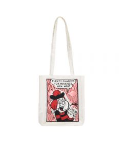 Beano Originals Minnie Minxing Tote Bag