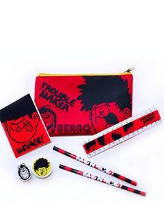 Beano Kids Stationary Kit