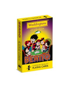 Beano Number 1 Playing Cards - Box