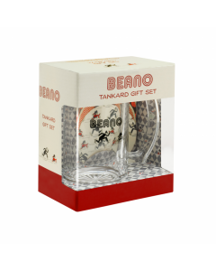 Beano Tankard Gift Set