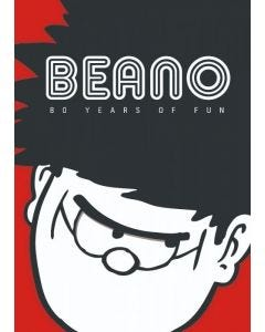 Beano 80 Years of Fun Bookazine