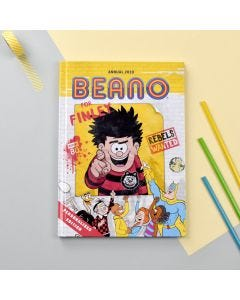 The 2019 Beano Personalised Annual
