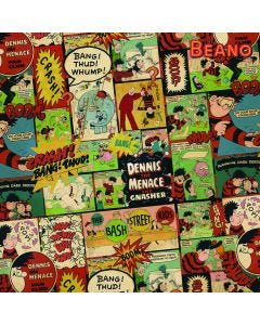 Beano - Beano Retro Blank Greeting Card